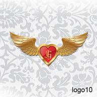 Svadobné logo 10