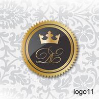 Svadobné logo 11