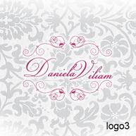Svadobné logo 3