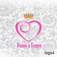 Svadobné logo 4