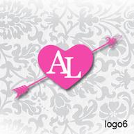 Svadobné logo 6