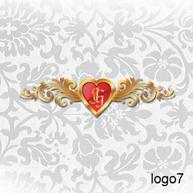 Svadobné logo 7